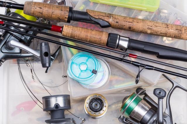 釣り具・マリンスポーツ
